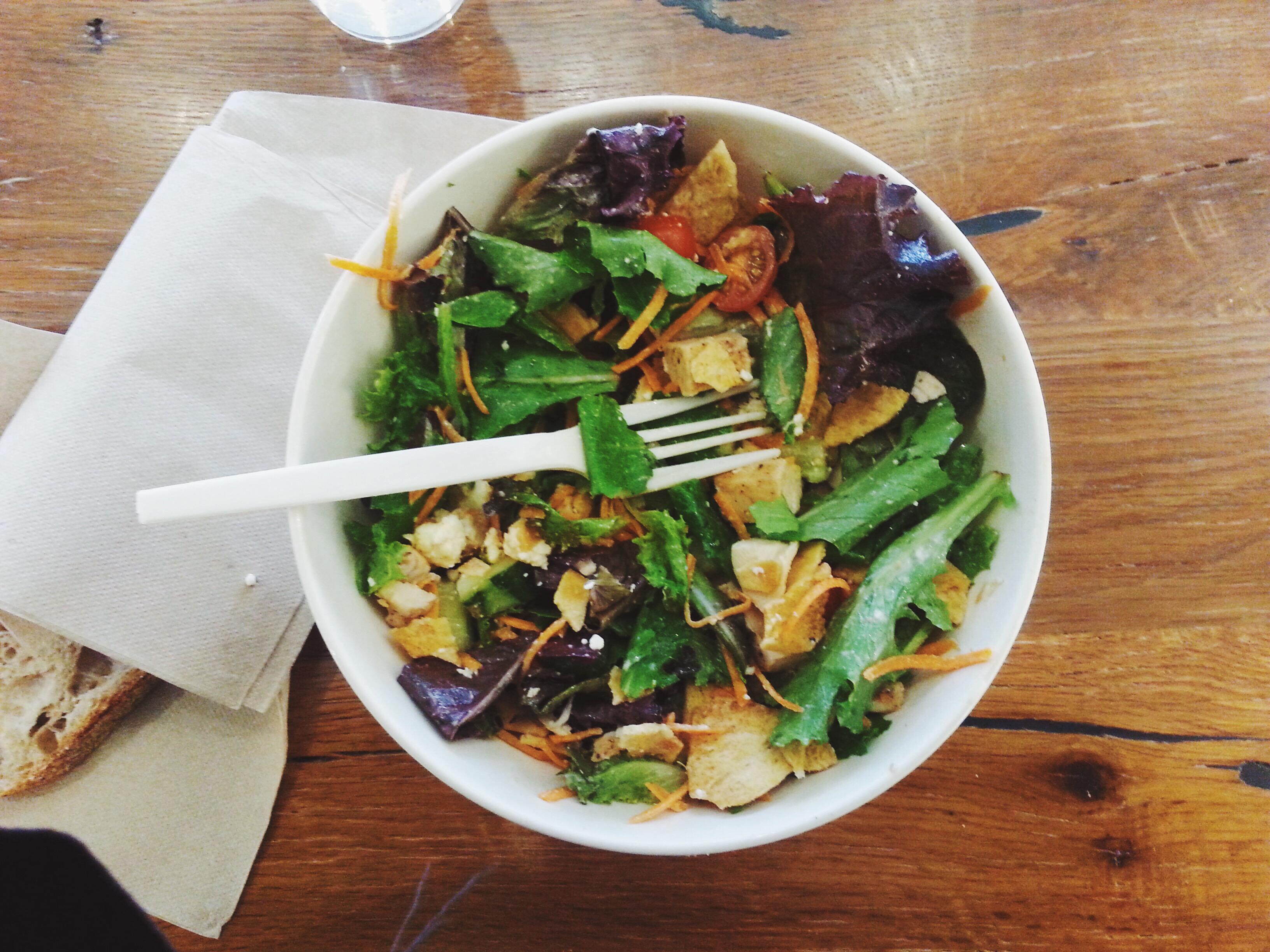 Салат из фасоли и риса 20 фотография